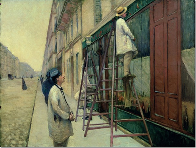 Caillebotte House Painters