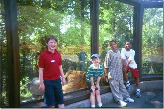 2002 At the zoo