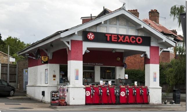Carchitecture Texaco Guardian