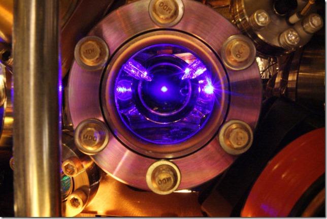 Atomic clock NPR