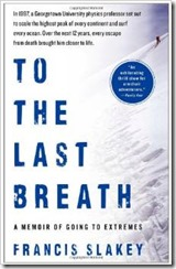 Cover To the Last Breath paper