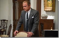 Selma Liev Schreiber as LBJ in The Butler