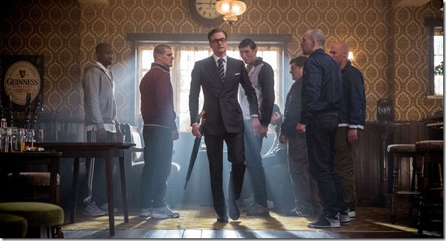 Kingsman Manners Maketh Man