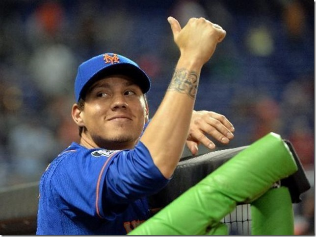 Mets Wilmer Flores S Mitchell USA Today