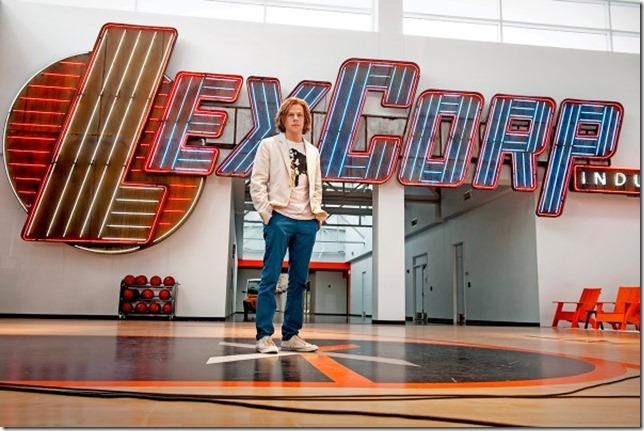Justice Lex at Lex Corp
