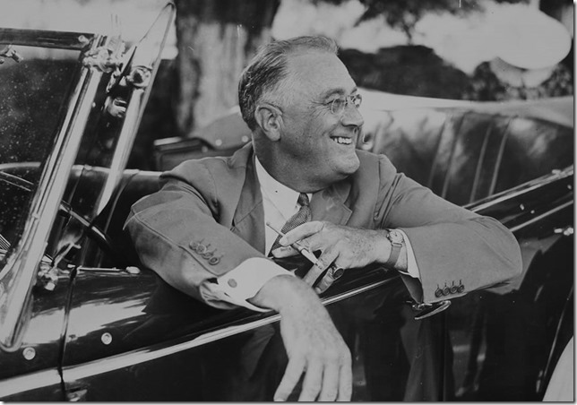 FDR First class temperament FDR Library 3