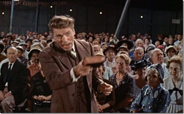 Burt Lancaster Elmer Gantry