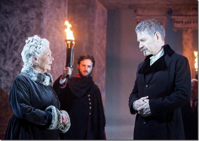 Shakespeare WT Dench Branagh Johann Personn NYT