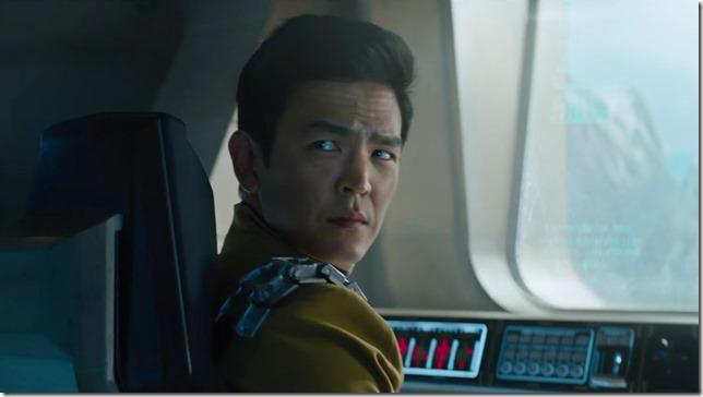 Star Trek Beyond Sulu You kidding me