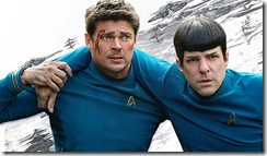 Star Trek Beyond Bones Spock Favorite Color