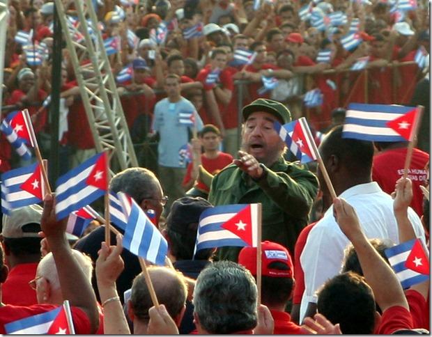 Castro Vandrad German Wikepedia Fidel_Castro_1._Mai_2005_bei_Kundgebung