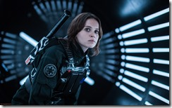 Star Wars Rogue One Frown No 4 Felicity Jones as Jyn