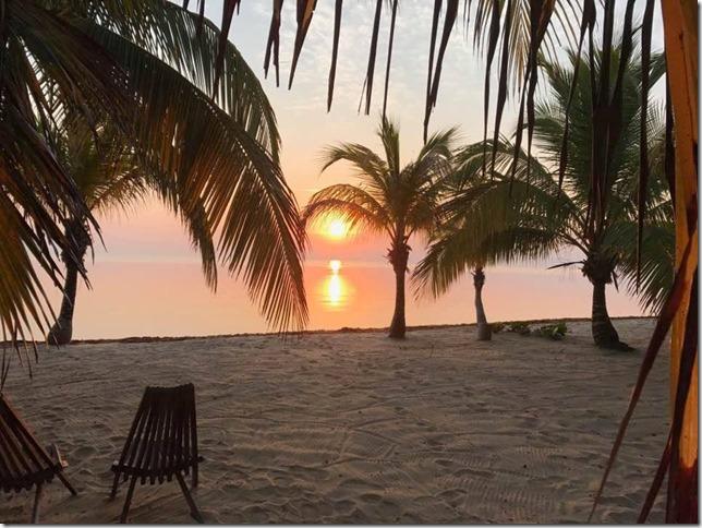 Post Card Belize Connie Kuusisto 2017 04 01