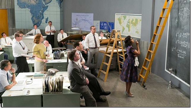 Hidden Figures The Girl in a Roomful of Math