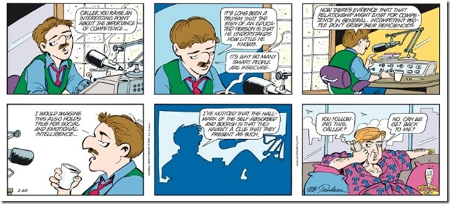 Doonesbury Trump calls in February 20 2000 GoComics