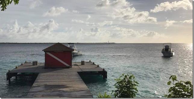 Post Card Bonaire Arrival 2 actor212 2017 08 08