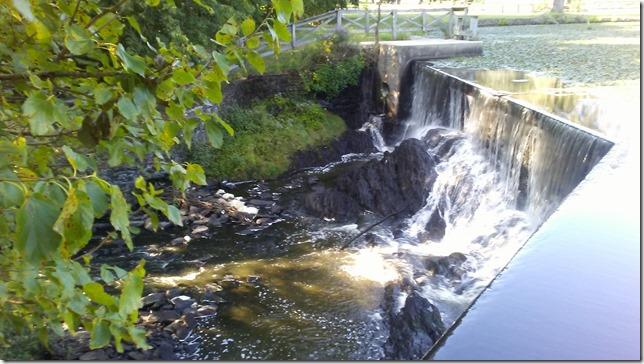 2017 08 31 Algonquin Park Dam