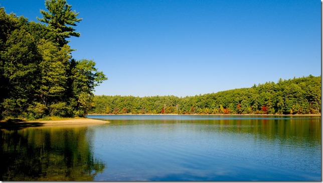 Walden Pond Expedia