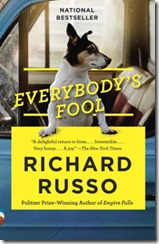 Cover Everybody's Fool Russo Paperback