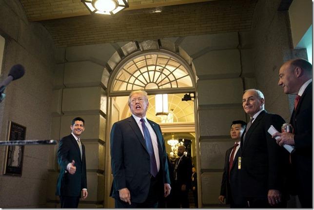 Trump A smugness of Republicans Al Drago NYT