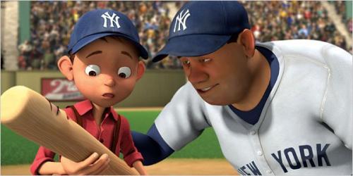 Everyones Hero Yankee Darlin and the Babe