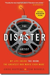 Cover Disaster Artist Sestero Bissell