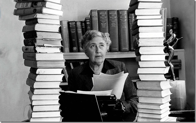 Agatha Christie William Morrow via Parade