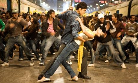 Slumdog Millionaire Final Dance