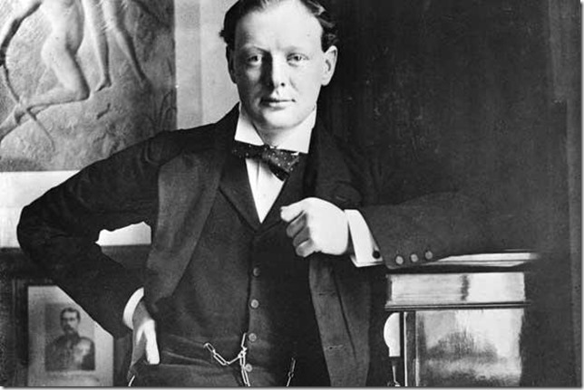 Churchill Youngish Winston as TR would have known him Hillsdale College (2)