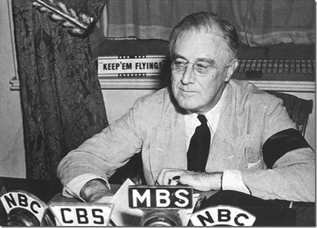 FDR Fireside Chat September 11, 1941