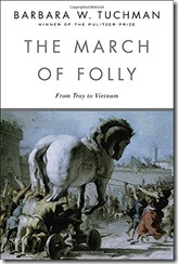 Cover March of Folly Tuchman