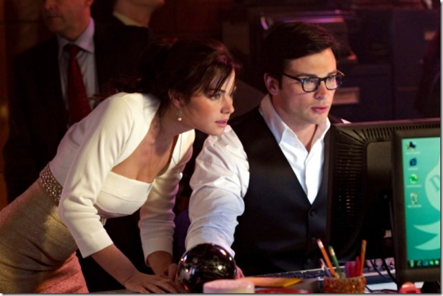Smallville Lois and Clark