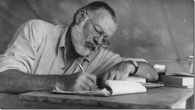 Hemingway JFK Library