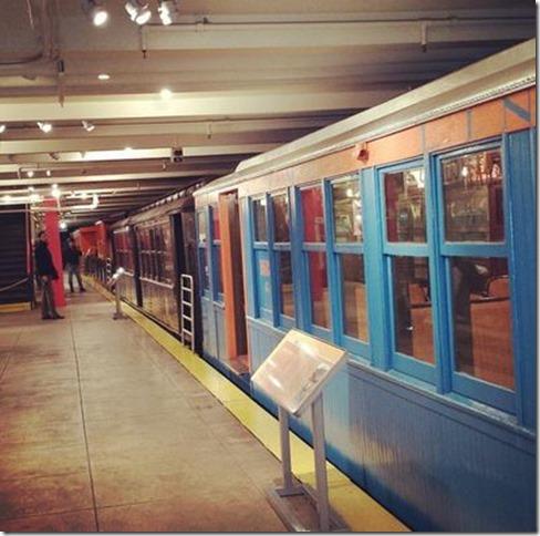 Transit Museum Mackson