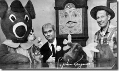 Captain Kangaroo and Company circa 1961 Wikipedia