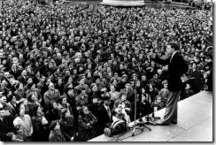 Billy Graham Trafalgar 1954 BG Org