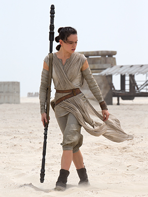 OConell Star Wars Rey