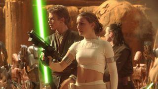OConnell Star Wars Clones Padme