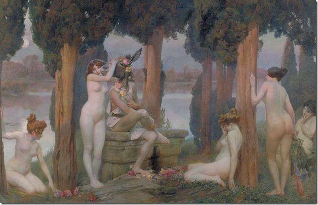 Shakespeare Midsummer Gervais Folie de Titania Wiki