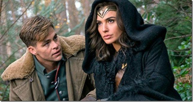 Wonder Woman Steve Diana