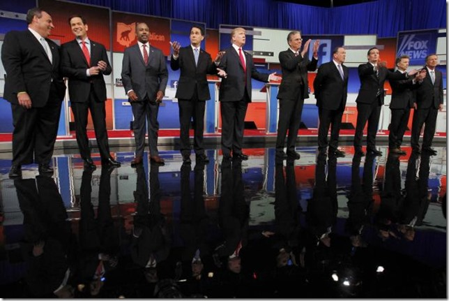 GOP Debate Squeakpips and Notmuchers Josefszkyk Reuters