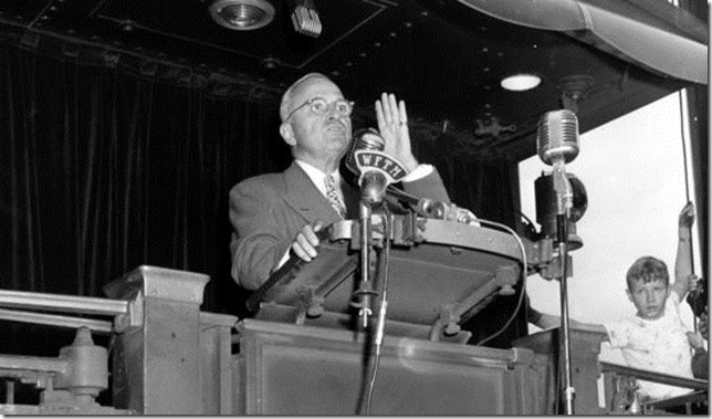 Truman Whistle Stop 1 Truman Library