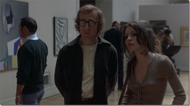 Woody Play It Again Sam Jackson Pollock