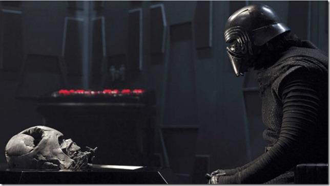 Star Wars TFA Hamlet Kylo