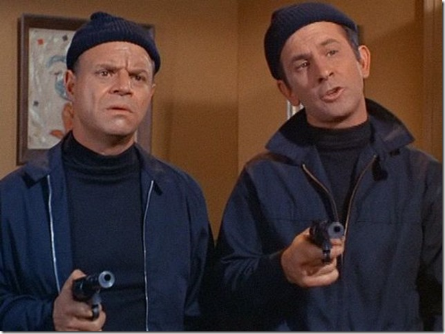 Rickles Get Smart Sid and 86