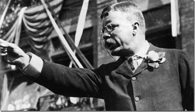 TR Campaigning or Demagoguing