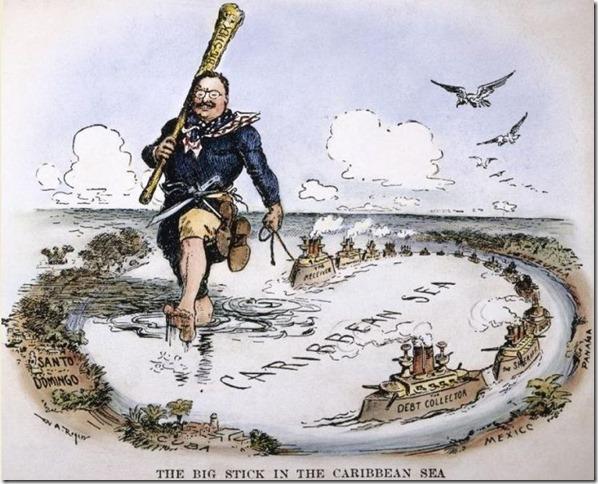 TR Big Stick Gulliver Rogers Wikipedia