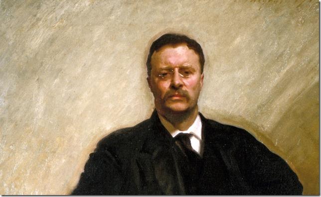 TR Portrait John Singer Sargent 1903 wikipedia