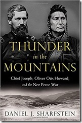 Cover Thunder in the Mountains Sharfstein