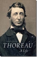 Cover Henry David Thoreau Walls